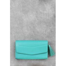 """Дизайнерская сумка клатч кожаная Элис"""" Тиффани, фото"""