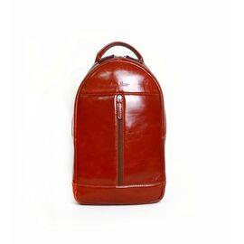 """Рюкзак мужской кожаный для ноутбука Camel 13"""" BP1 (54-00), фото"""