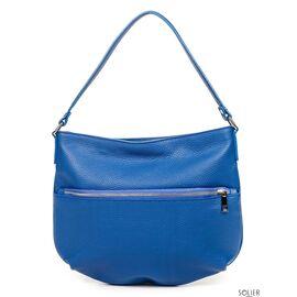 Итальянская женская кожаная сумка 6947_blue, фото