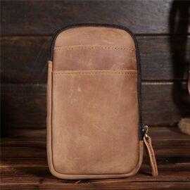 Напоясная сумка из натуральной кожи bx2033 BEXHILL, фото