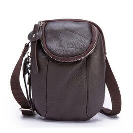Многофункциональная кожаная сумка на пояс, на плечо bx6086 бренда Bexhill, фото