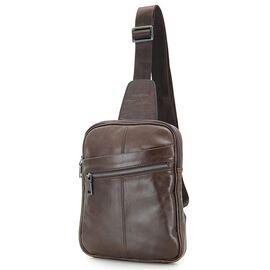 Рюкзак Vintage 14395 кожаный Коричневый, Коричневый, фото