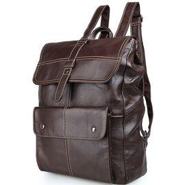 Рюкзак Vintage 14619 коричневый, фото