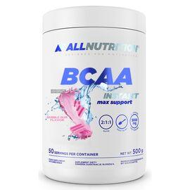 Комплекс аминокислот для спорта BCAA Max Support Instant - 500g Bubble Gum (Жвачка) -  All Nutrition, фото