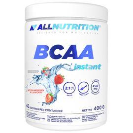 Комплекс аминокислот для спорта BCAA Instant - 400g Strawberry - All Nutrition, фото