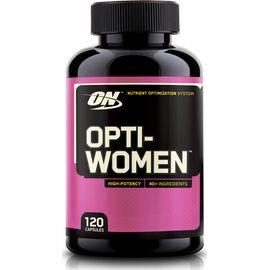 Пищевая добавка витаминов и минералов Opti-women - 120tabs - Optimum Nutrition, фото