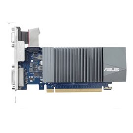 ASUS GeForce GT710 2GB DDR5 low profile silent, фото
