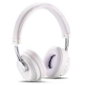 Гарнитура для телефона накладные Remax Bluetooth headphone RB-500HB White, фото
