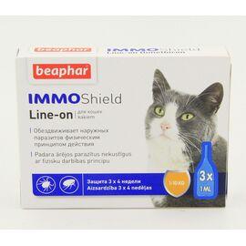 Капли Beaphar IMMO Shield для кошек, фото