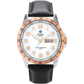 Часы наручные Royal London Великобритания 5ATM Кварцевые (Батарейка) - 41305-04, фото