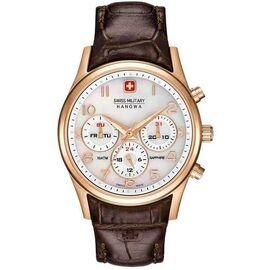 Часы наручные Swiss Military-Hanowa Швейцария 10ATM Кварцевые (Батарейка) - 06-6278.09.001, фото