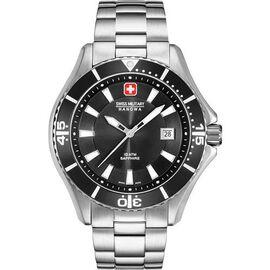 Часы наручные Swiss Military-Hanowa Швейцария 10ATM Кварцевые (Батарейка) - 06-5296.04.007, фото