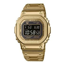 Часы наручные Casio G-Shock Япония 20ATM Кварцевые (Солнечная батарея) - GMW-B5000GD-9ER, фото
