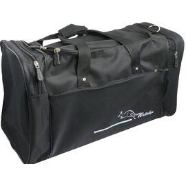 Дорожная сумка Wallaby 3050, средняя,  45 л, черный, фото