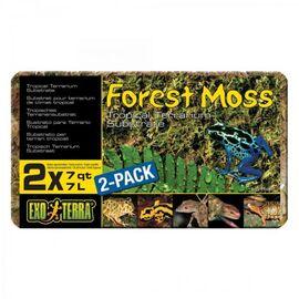 Наполнитель для террариума Exo Terra «Forest Moss» 7 л (мох), фото