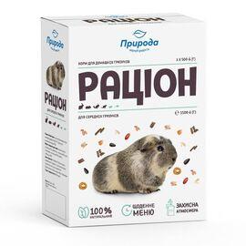 Корм для средних грызунов - 1,5 кг - Природа - PR740084, фото