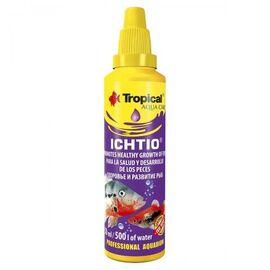 Препарат для лечения рыб Tropical «Ichtio» 50 мл, фото