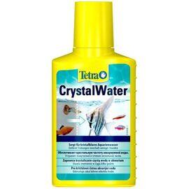 Tetra Aqua Crystal Water 100 мл средство от помутнения воды, фото