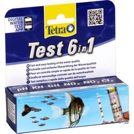 Tetra Test  6 in1, фото