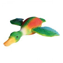 Игрушка для собак Trixie Утка с пищалкой 30 см (латекс), фото