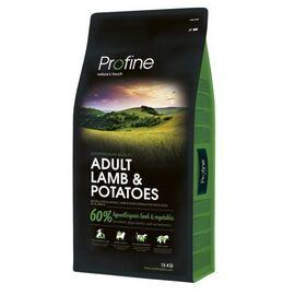 Сухой корм для взрослых собак всех пород Profine Adult Lamb 15 кг (ягненок), фото