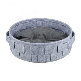 Лежак Trixie «Lennie» d:40 (серый), фото
