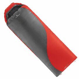 Спальный мешок Ferrino Yukon Pro SQ/+3°C Scarlet красный/серый (Left), фото