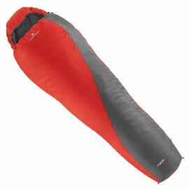 Спальный мешок Ferrino Yukon Pro Lady/+0°C Scarlet красный/серый (Left), фото