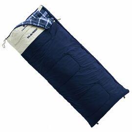 Спальный мешок Ferrino Travel 200/+5°C Deep синий/White (Left), фото