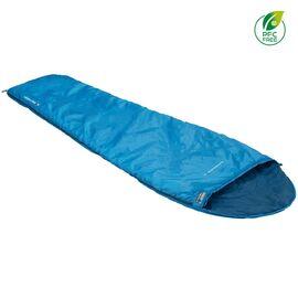 Спальный мешок High Peak Summerwood 10/+10°C синий/Dark синий (Left), фото
