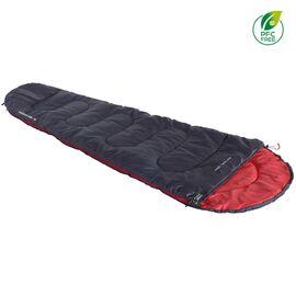 Спальный мешок High Peak Action 250/+4°C Anthra/красный (Left), фото