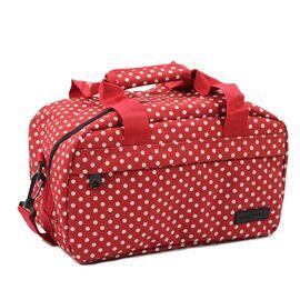 Сумка дорожная Members Essential On-Board Travel Bag 12.5 красный Polka, фото