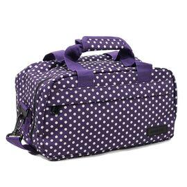 Сумка дорожная Members Essential On-Board Travel Bag 12.5 Purple Polka, фото